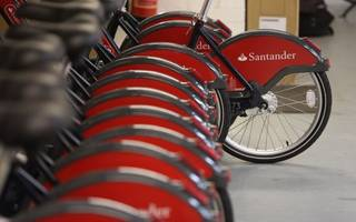 hires of santander cycles hit new high but brixton launch gets pushed back