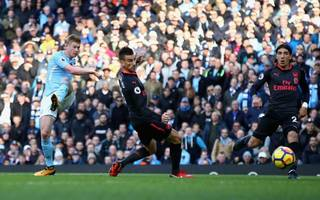 trevor steven: i can't see anyone stopping man city