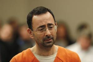 gymnastics doctor faces 25 years in prison after pleading guilty to sexual assault charges