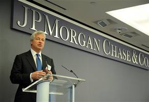 JP Morgan Chase Makes Shocking Declaration, May Include Bitcoin In Future