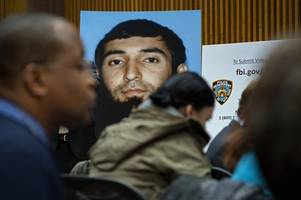 Suspect Indicted In Truck Attack On New York City Bike Path