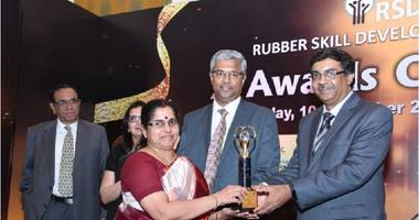 RSDC's 2nd Award Ceremony Celebrates Skilling Excellence in Rubber