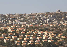ag: knesset can't seize palestinian land for settler homes