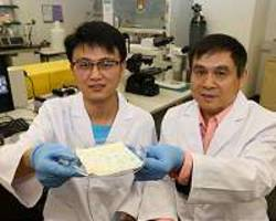 Innovative and ideal liquid-repellent surfaces developed by HKU scientists