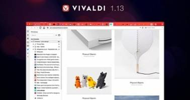 Vivaldi 1.13 Web Browser Officially Out with New Window Panel, Better Downloads