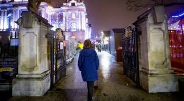 Belfast Christmas Market open to lone wolf terrorist attack, says report