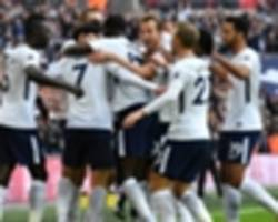 Tottenham Hotspur v West Bromwich Albion: Spurs to condemn luckless Baggies to another defeat