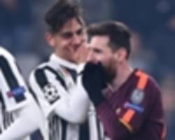 'they didn't hurt us' - allegri satisfied with defensive stability against barcelona