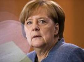 half of germany dont want merkel to stand in snap election