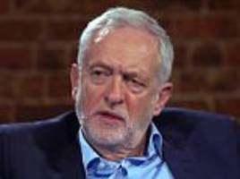 Jeremy Corbyn tells of horrific trip after brother's death