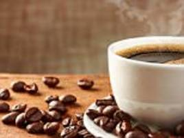 the power of four cups of coffee a day