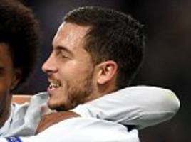 Eden Hazard admires Real Madrid but is happy at Chelsea