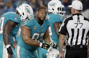 Flagged football: Dolphins determined to fix penalty-plagued play before showdown with Patrios