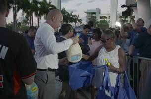 Miami Marlins donate 1,000 meals for Thanksgiving