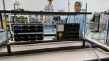 ESA's latest technology CubeSat cleared for launch site