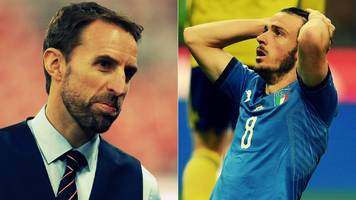 Fifa World rankings: Italy move above England despite World Cup miss