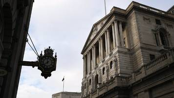 Bank of England reveals gender pay gap