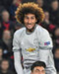 Man Utd star Marouane Fellaini receives four-year contract offer from PSG - report