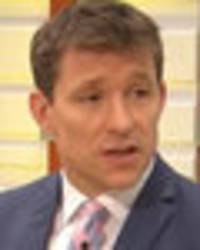 Ben Shephard loses temper with Phillip Hammond after awkward snub