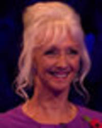 Watch Debbie McGee shamelessly flirt with Bradley Walsh on The Chase
