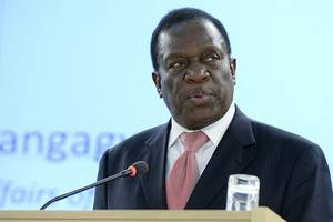 Emmerson Mnangagwa to be sworn in as Zimbabwe President on Friday: Parliament speaker