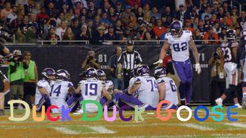 Duck Duck Goose! Best celebrations from the NFL so far