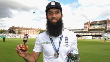 Moeen Ali: I want people to think Muslims are not all bad