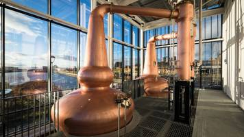 New whisky distillery opens in Glasgow