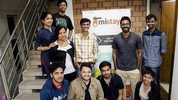 online hotel booking company, mistay, raises funding from axilor and others
