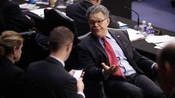 More Women Come Forward Accusing Franken Of Sexual Misconduct