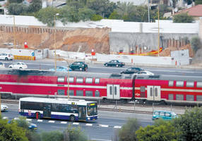 Netanyahu coalition under threat over railway repairs on Shabbat