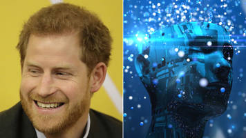 prince harry and robot to edit radio 4's today programme