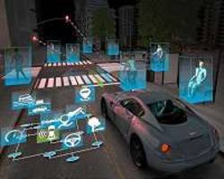 driverless, electric future just round the corner for urban cars