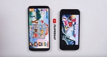 Ouch: iPhone X Loses Speed Test Against Affordable Android - Video