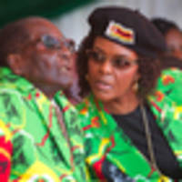 the fate of robert mugabe and his wife grace remains unclear