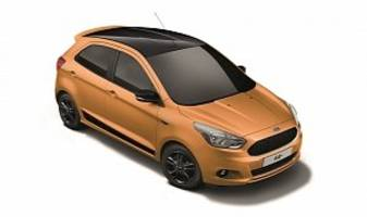 ford ka+ color edition is way too expensive for what it offers
