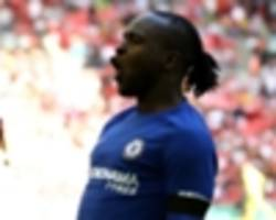 Victor Moses back in Chelsea squad for Liverpool game