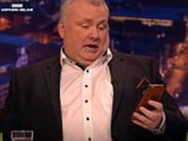 stephen nolan's credit cards hacked live on air