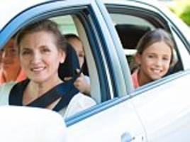 driving children to school exposes them to more pollution