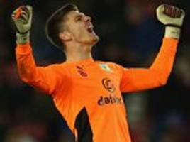 burnley goalkeeper nick pope on his meteoric rise