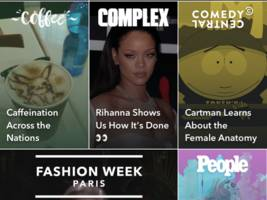 advertisers can now buy their own slots on snapchat discover for a whole day