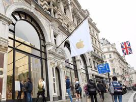 apple is offering black friday gift cards up to £120 (aapl)