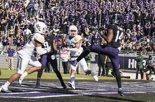horned frogs clinch big 12 title game spot with win over baylor