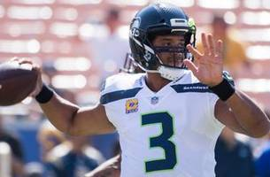 Injury-plagued Seahawks relying on Wilson as they head to Santa Clara