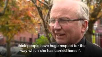 louise james: 'enormous dignity in unimaginable loss'