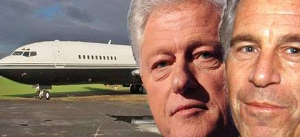 former secret service agent threatens to reveal details about bill clinton and epstein's lolita express