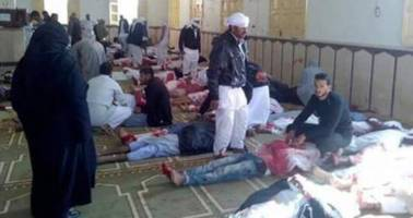 trump condemns horrible and cowardly egypt mosque attack as death toll hits 235