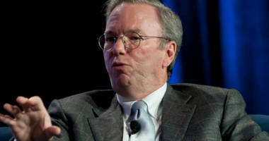 what makes google's eric schmidt so afraid? (and what should he be afraid of?)