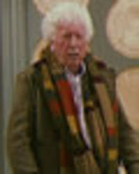 Doctor Who: Tom Baker returns to play The Doctor after 36 years