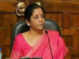 congress has not played the role of a responsible opposition: nirmala sitharaman